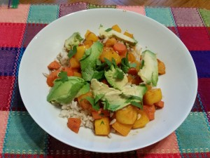 stir fry, detox, julie boyer